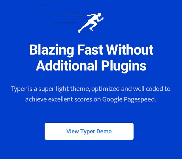 Typer - Amazing Blog and Multi Author Publishing Theme - 4